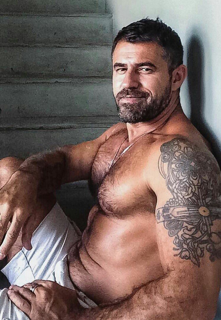 to know him is to love him. | hombre sexy | pinterest | bears