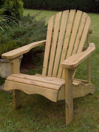 Prime Swedish Redwood Adirondack Relaxing Garden Chair Deck Pdpeps Interior Chair Design Pdpepsorg