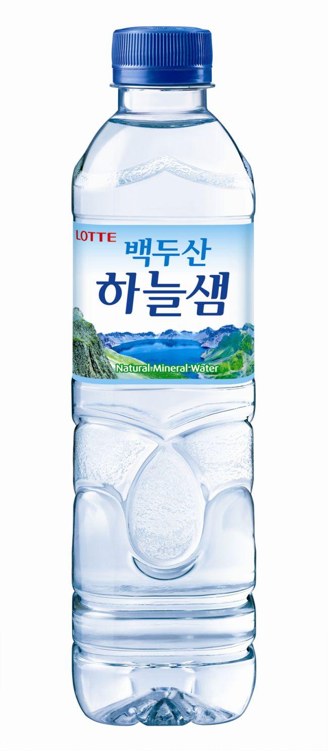 삼다수 Google 검색 광천수 물 포스터 디자인