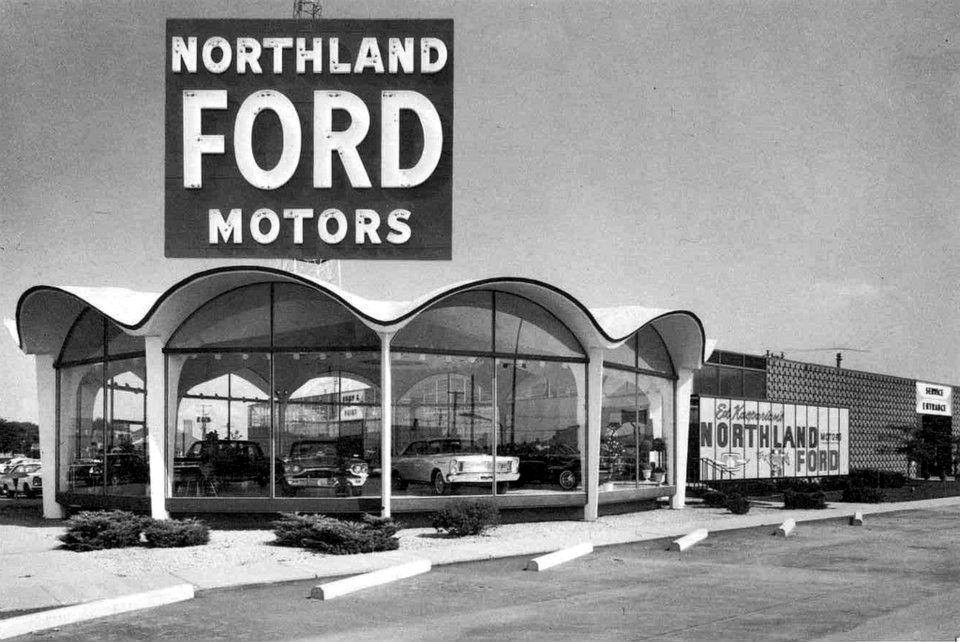 Pin By Bill Donoghue On Garages Dealerships Collections Ford