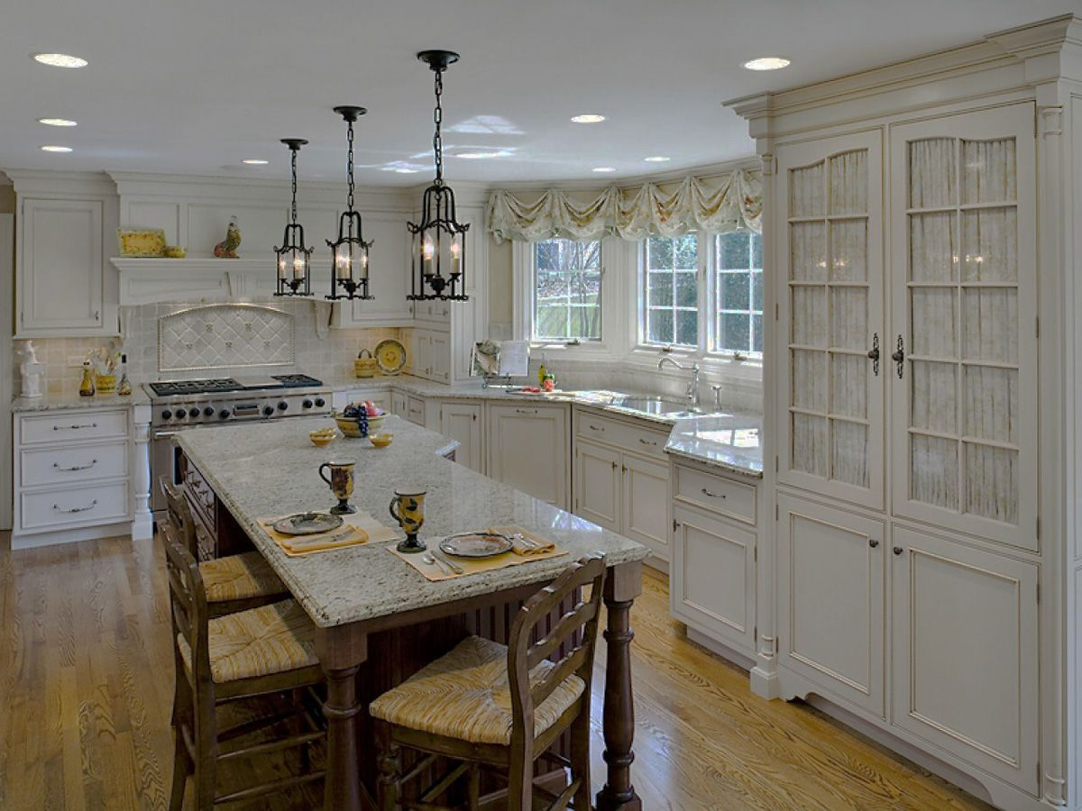 Modern French Country Kitchen French Country Design
