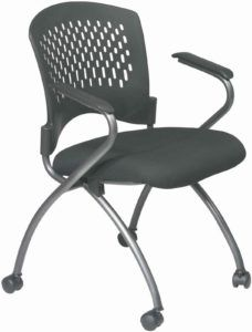 Bon Comfy Fold Up Desk Chair
