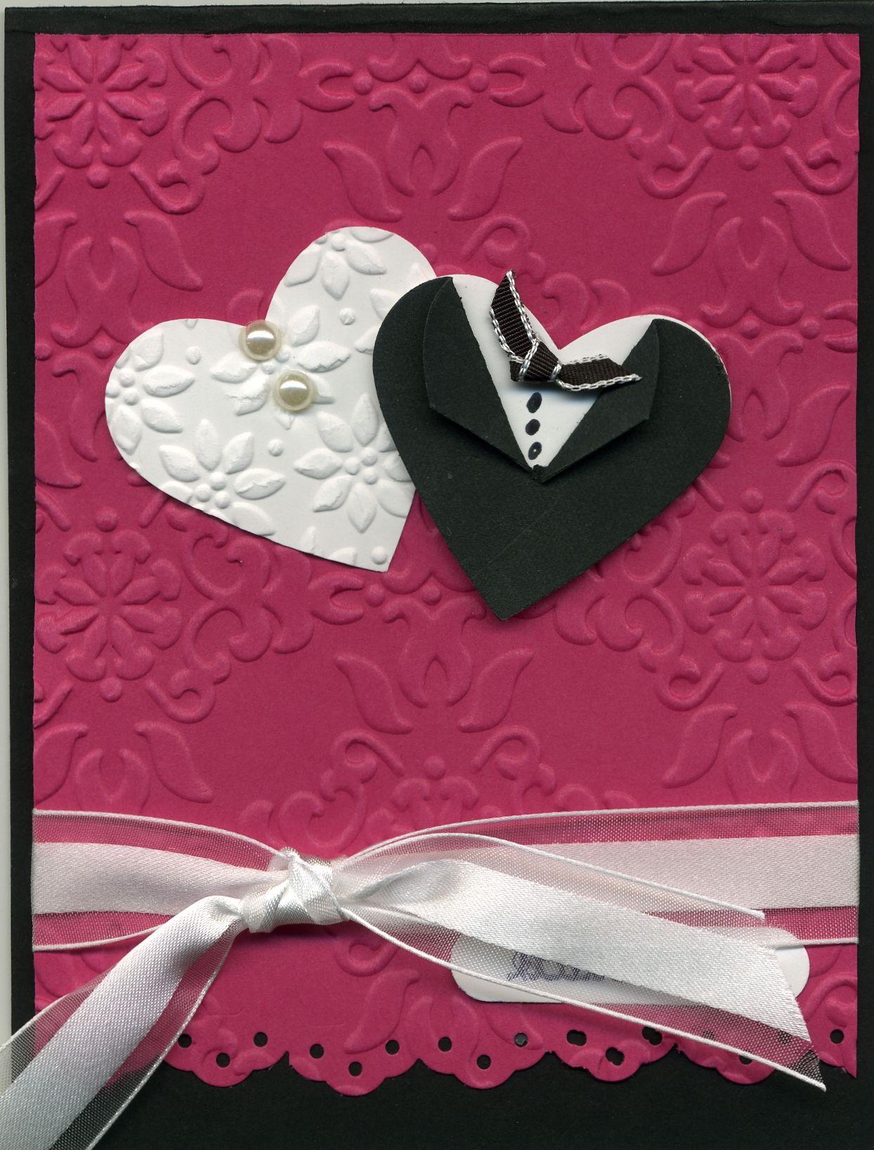 поэтому изображение открытки на свадьбу своими руками с сердечками смогут