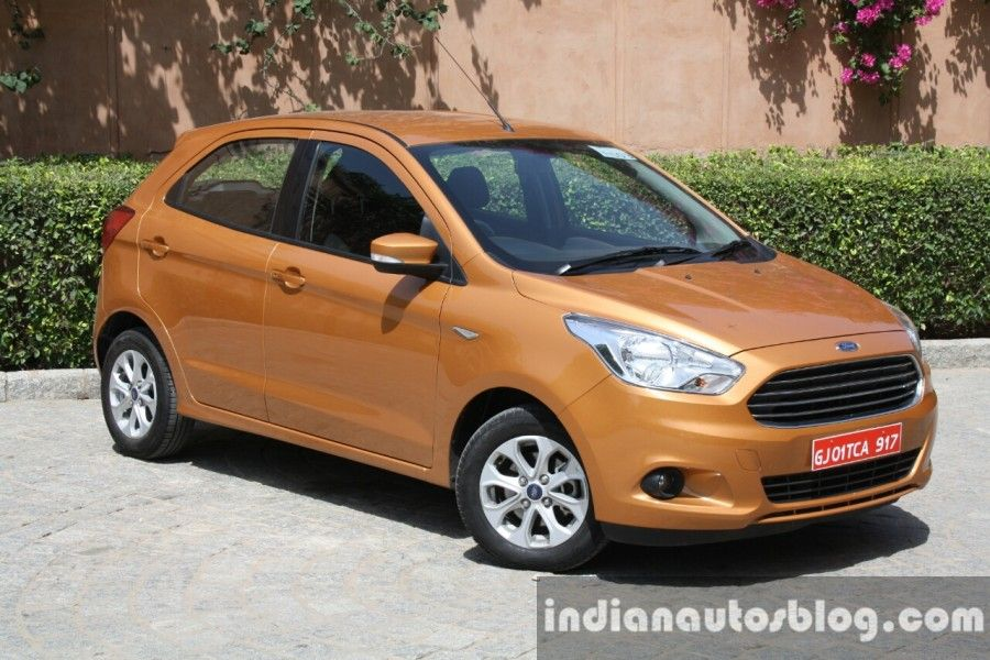 Ford India Is Looking At A Ford Figo Cross Variant Ford India