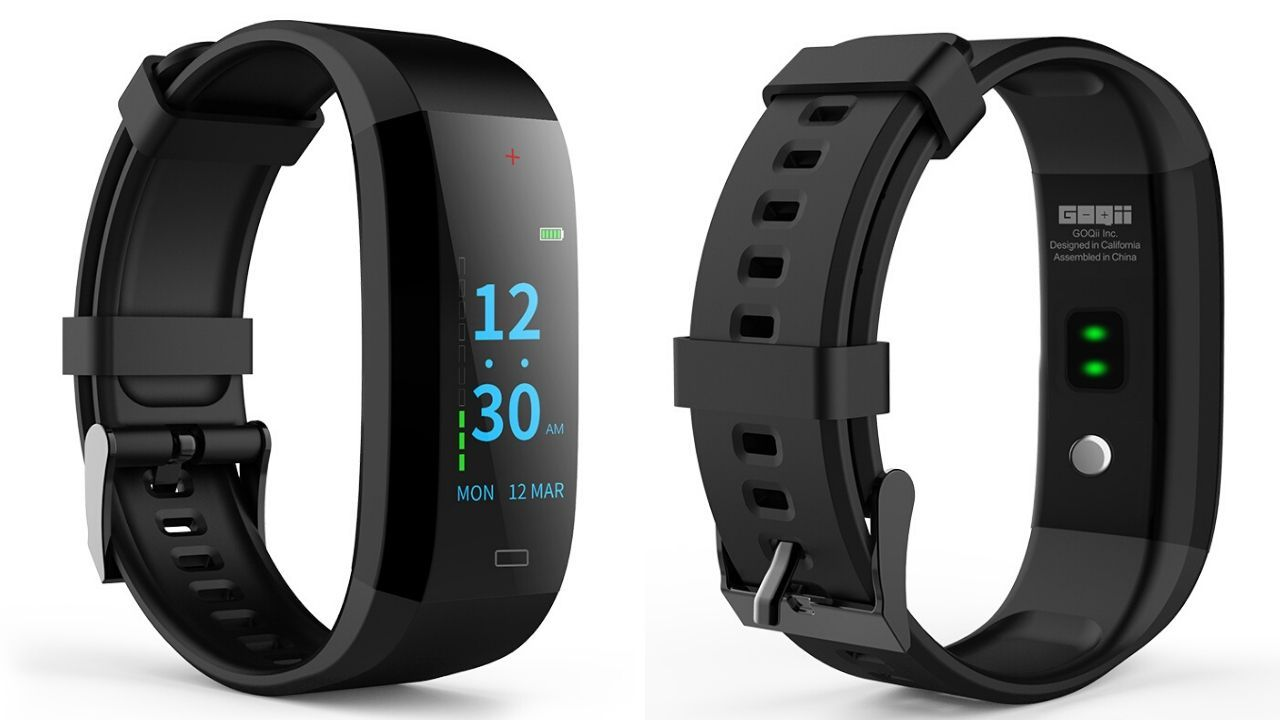 Goqii vital 30 fitness band launched in india at rs 3999