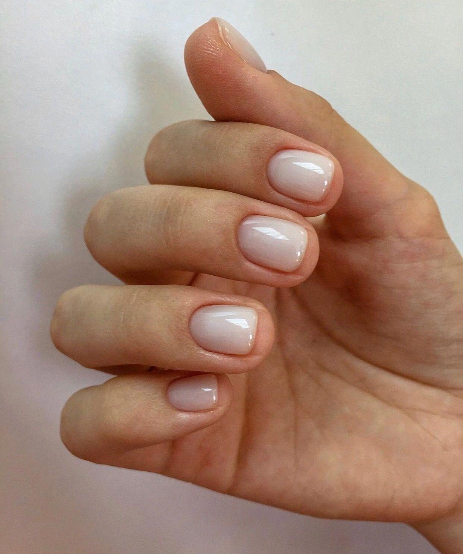 макіяж naturalnailsgel   Minimalist nails, Thanksgiving nails ...