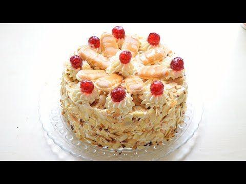 Torten Rezepte Osterreich Video Die Aller Beste Malakoff Torte