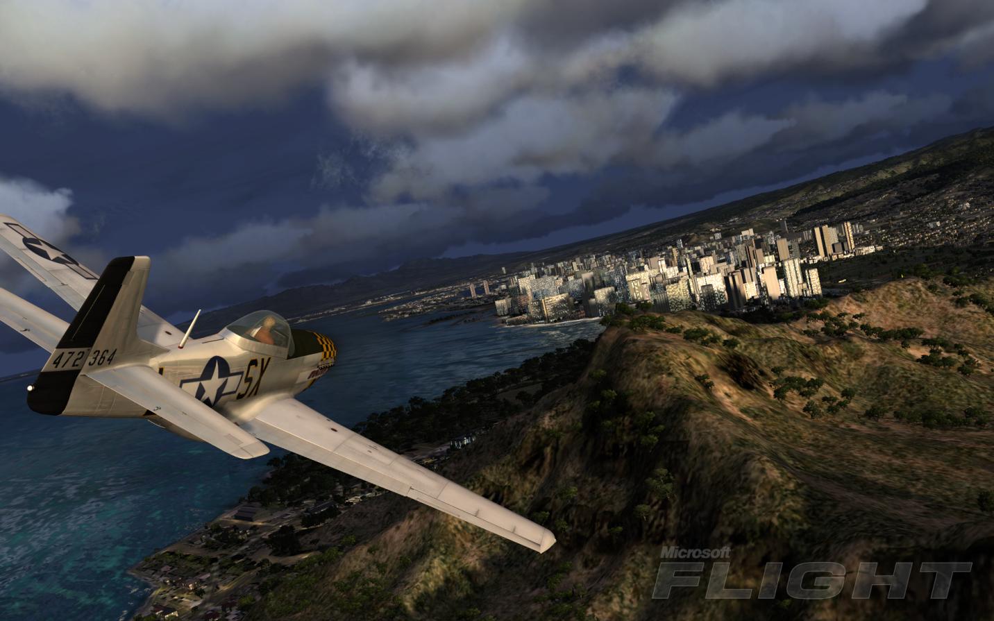 Microsoft Flight - the next sim, err, game from MS