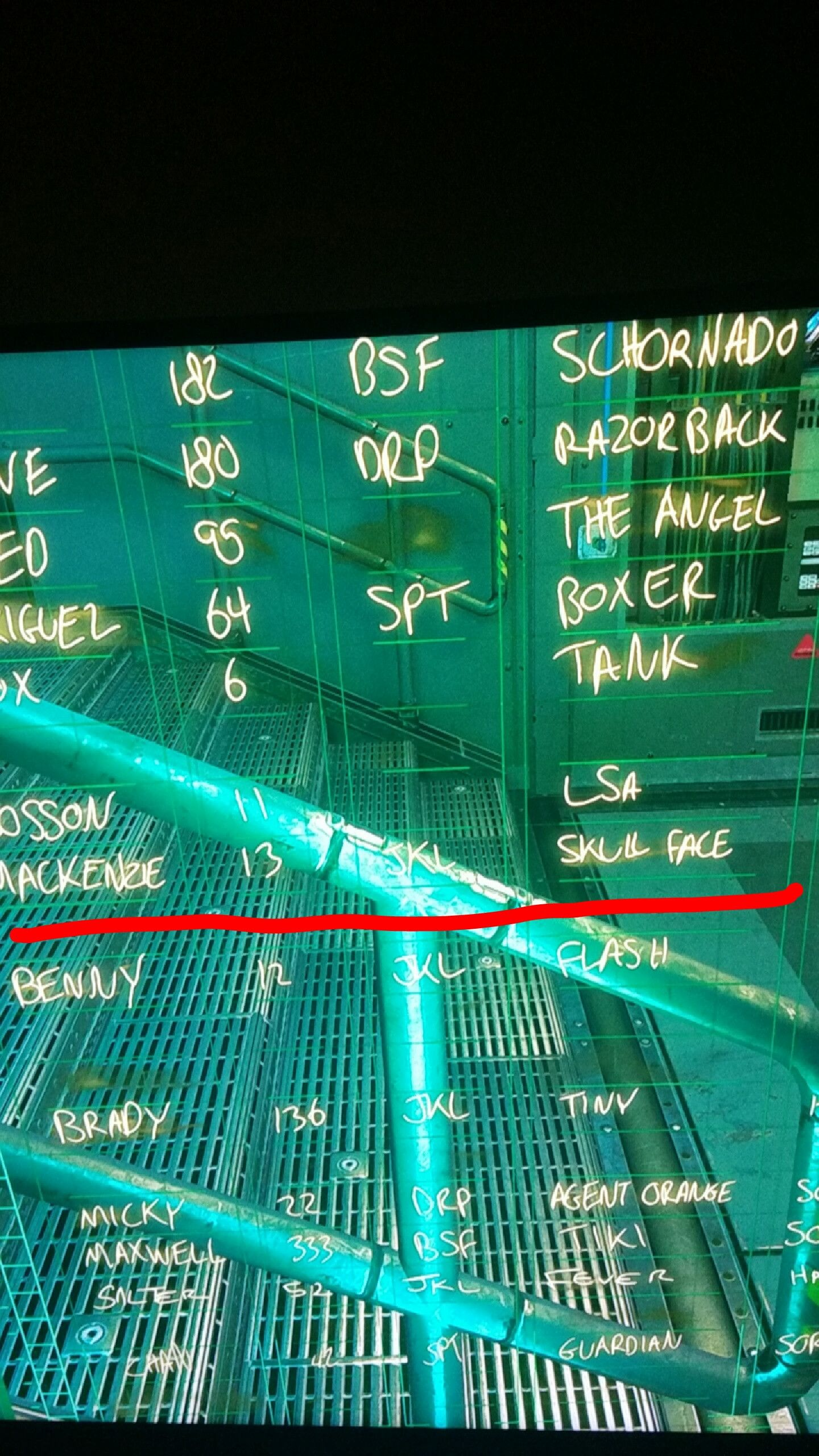 Found this little MGS reference in COD infinite warfare