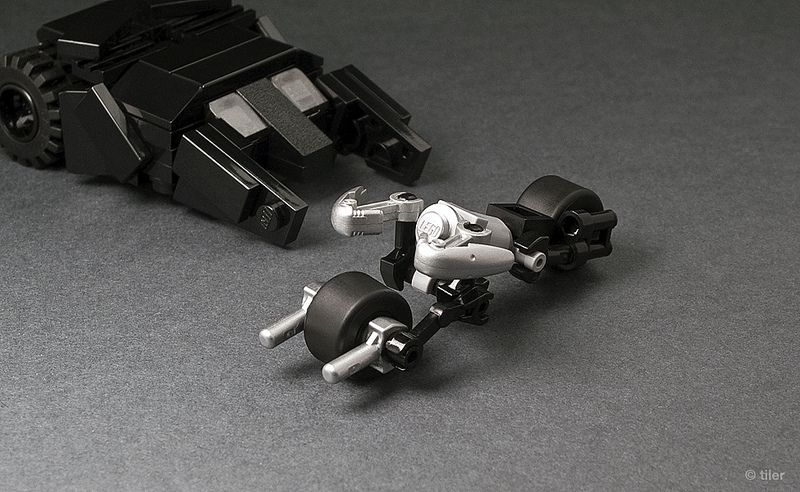 Lego Mini Batpod Pinterest Lego And Legos