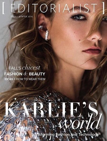 Editorialist F/W 2016 Cover