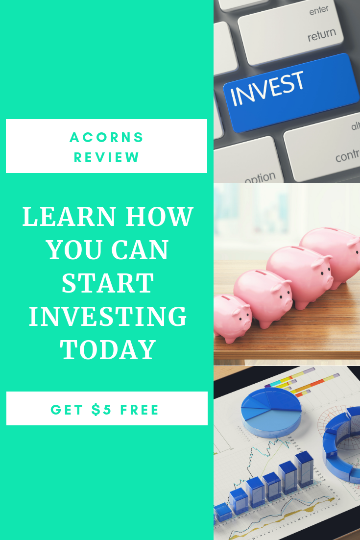 Acorns Review The Best Starter Investing App Investing