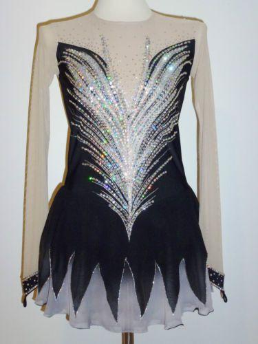 Custom  fit  Ice skating dress