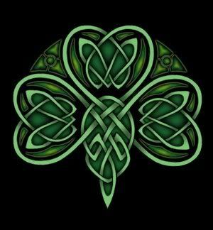 Best 25 Celtic shamrock ideas