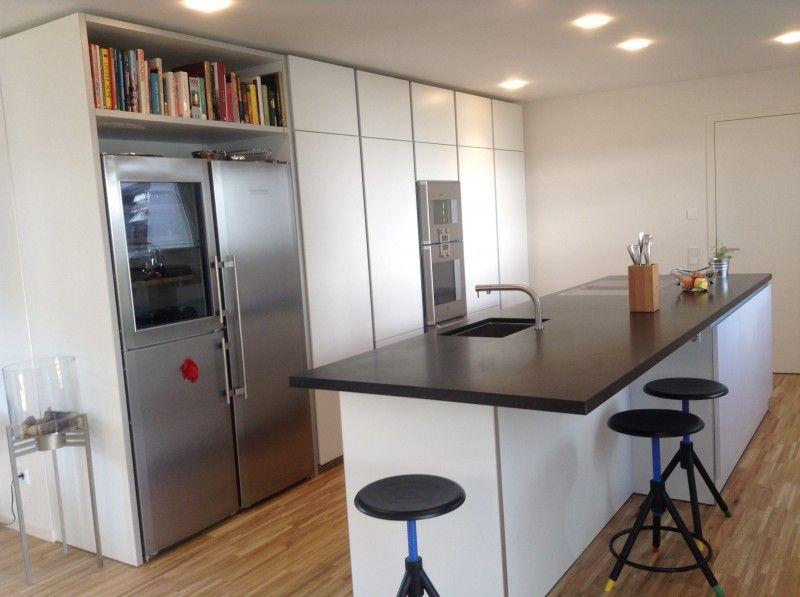 Bulthaup B1 mit Granitarbeitsplatte - Fertiggestellte Küchen - B1