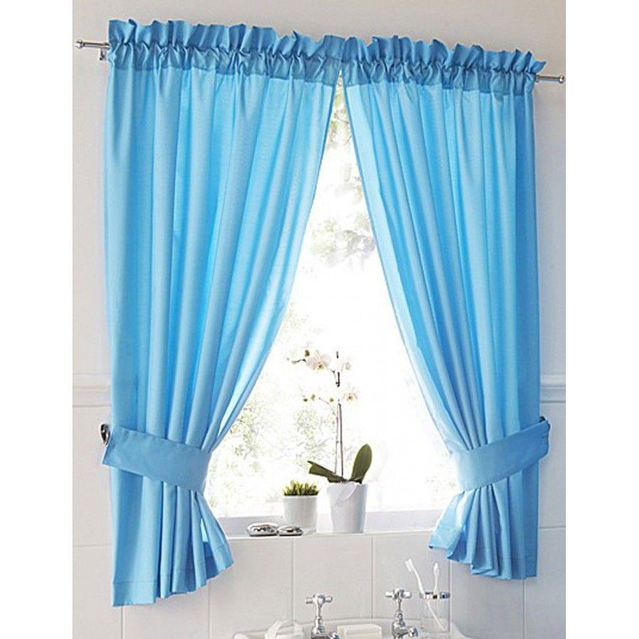 Bathroom net curtains uk ideas pinterest bathroom curtains