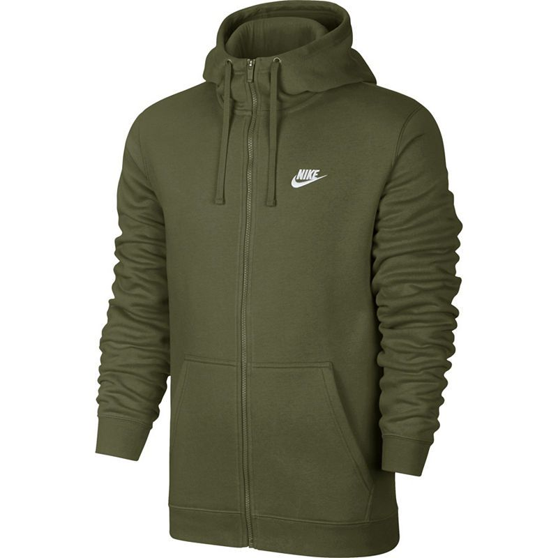 Nike Mens Long Sleeve Embellished Hoodie Big and Tall | Mens