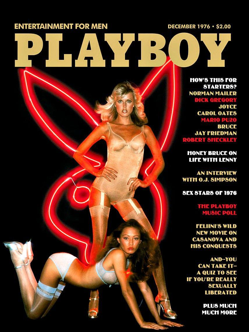 Обложки журнала Плейбой за 1976год