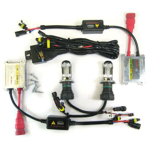Introducing Wotefusi Hid Xenon Slim Ballast Kit H4 H43 6000k Hilow Bulbs Get Your Car Parts Here And Follow Us For More Updates Hid Xenon Ballast Bulb