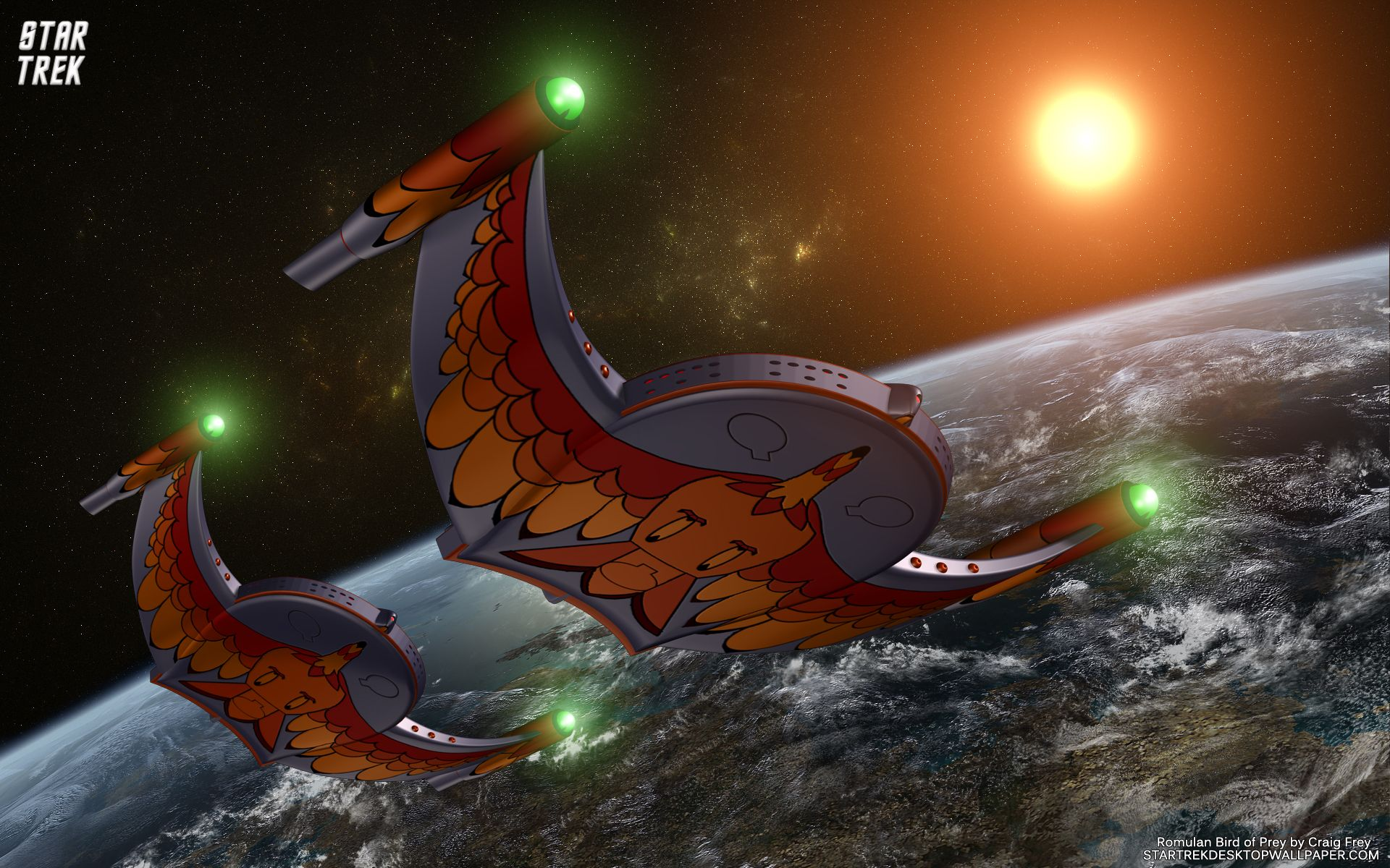Star Trek Romulan Bird Of Prey Http I137photobucketcom Albums Qcircuitlowjpg