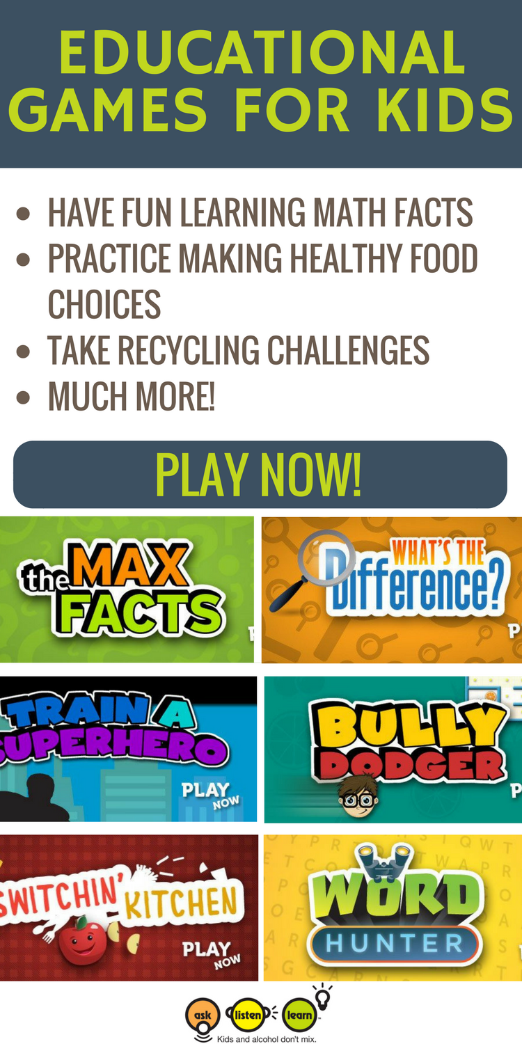 Free online games that are fun and also teach kids how to choose a ...