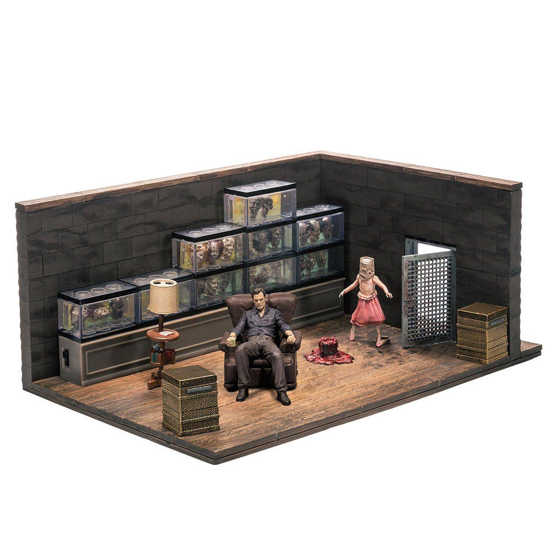 Walking Dead Tv Building Set Governors R: Amazon.de: Spielzeug   The ...