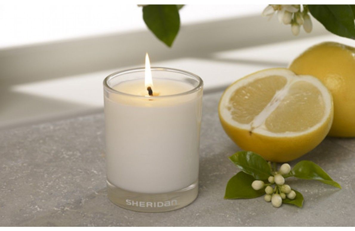 scented candles - white grapefruit