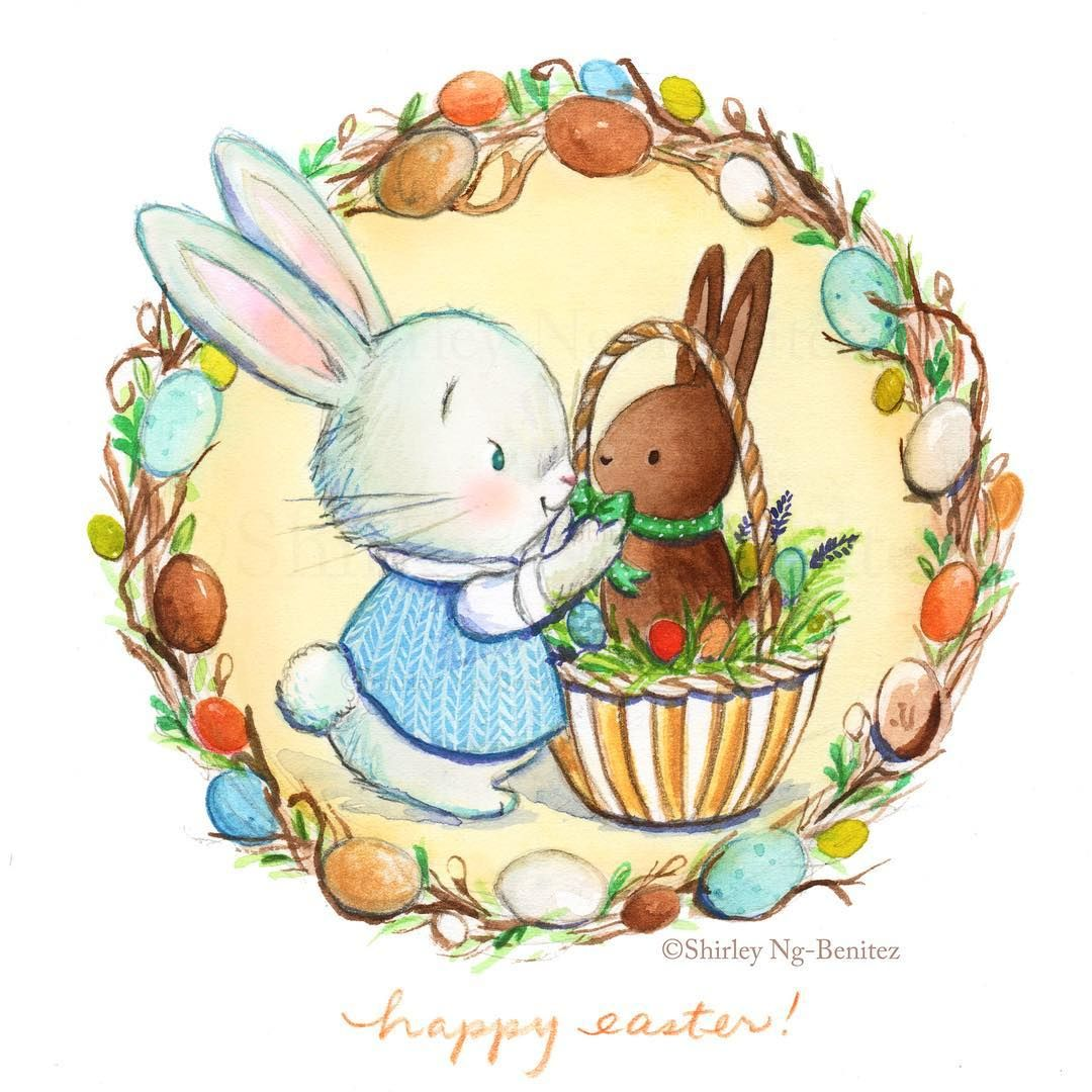"""419 curtidas, 13 comentários - Shirley Ng-Benitez (@shirleysillos) no Instagram: """"Wishing you and yours a very blessed and Happy Easter! May there be chocolate bunnies a plenty…"""""""