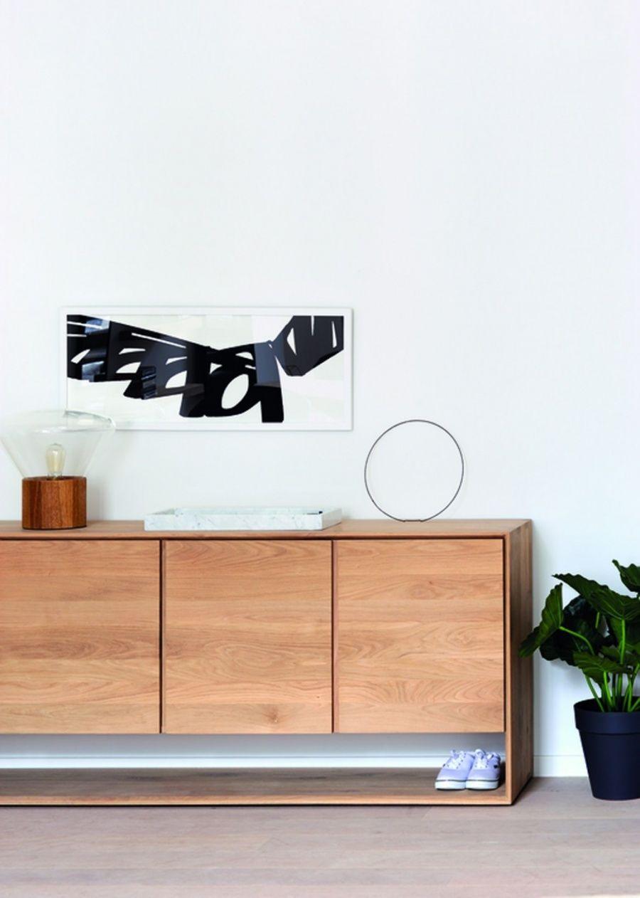 Nordic Oak  Kast  Meubelen  Sanskriet  Furniture
