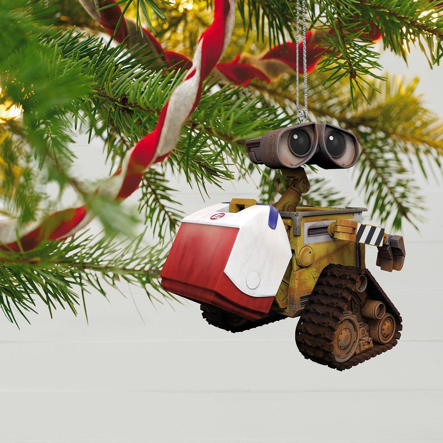 Hallmark Keepsake Disney Pixar WALL-E 10th Anniversary Ornament