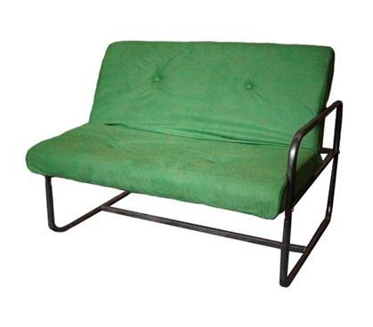The College Cozy Sofa Mini Futon Spring Green Is A For That Can Really Boost Your Seating Dorm Room Always