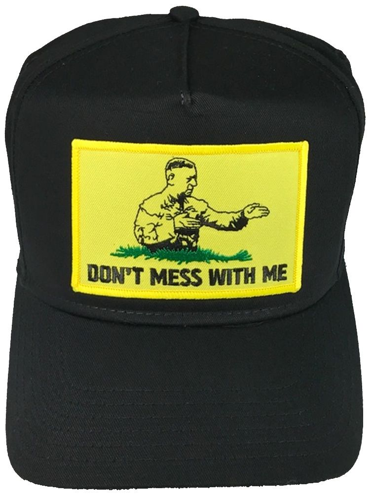 Don T Mess With Me General Mattis Gadsden Flag Hat Don T Mess With Me General Mattis Gadsden Flag Hat Mattishnphat Clean 15 00 H Gadsden Flag I Gen Dont Mess With Me
