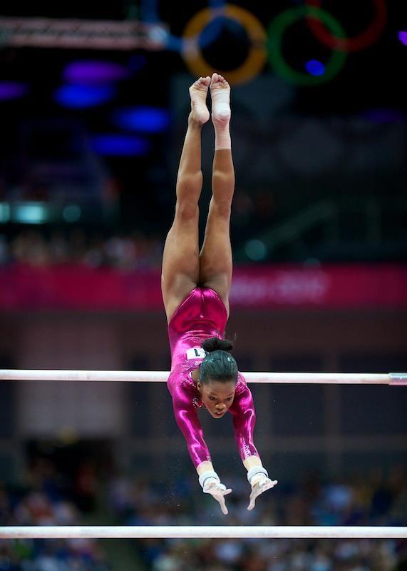 Gymnastics Bars Gabby Douglas