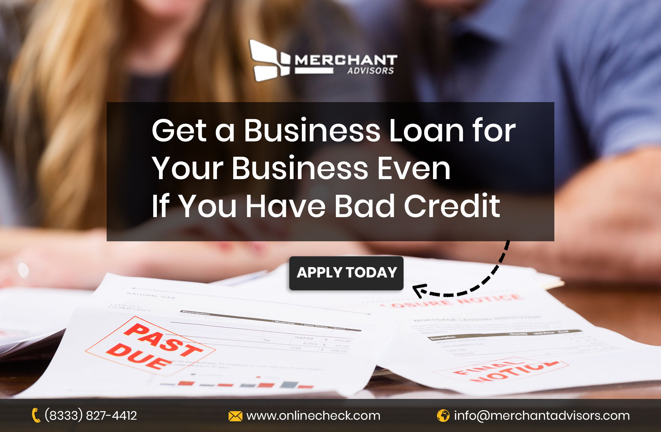Get Good Business Credit With Bad Credit Business Loans Best