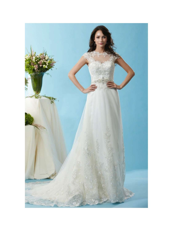 Eden Bridals Wedding Dress Style BL126 | House of Brides | Dresses ...