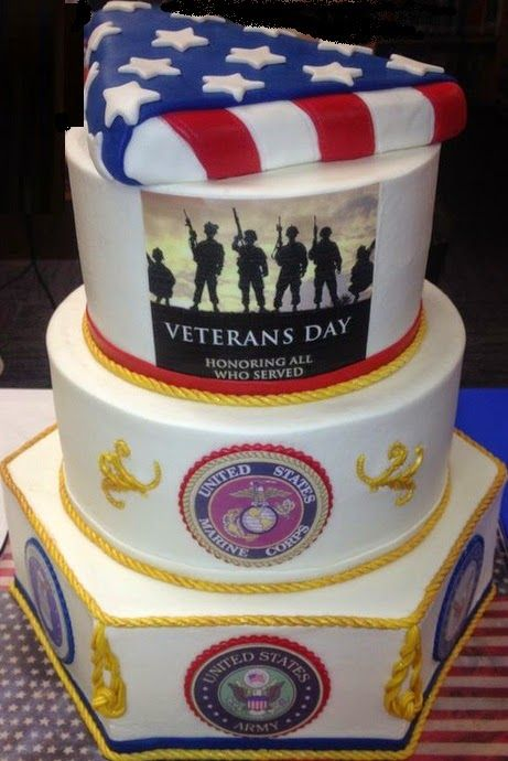 Veterans Day Food Ideas Latest Veterans Day Cake Decorating