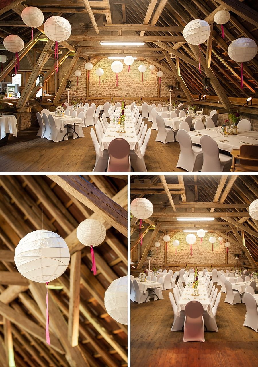 Rustic barn wedding Angushof Httenthal Odenwald  All