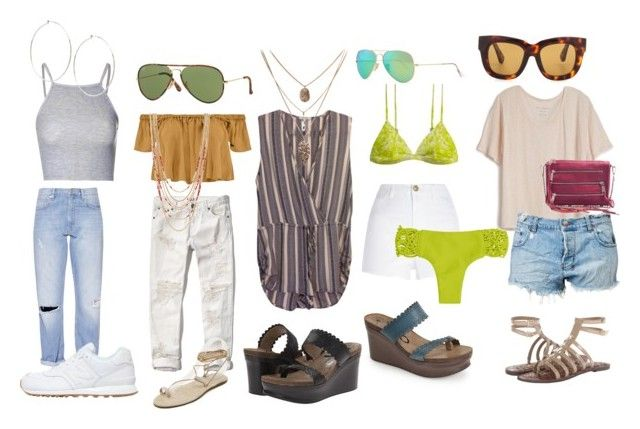 """""""A week in micro fashion"""" by macwalborn22 on Polyvore"""
