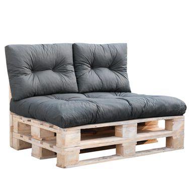 Poduszki Na Meble Z Palet 80 X 120 X 12 Cm Termi Basic Szare Patio Poduszki Na Meble Ogrodowe W Atrakcyjnej Cenie W In 2021 Outdoor Furniture Furniture Home Decor