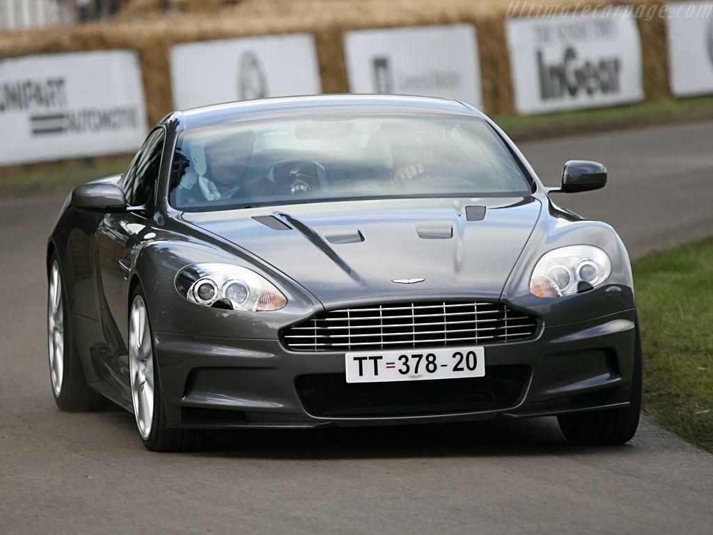 Aston Martin Dbs V12 High Resolution Image 1 Of 12 Aston