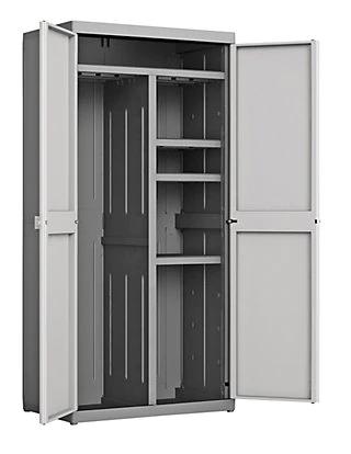 Armario Escobero Xl Logico De 89x182x54 Cm Para Uso Interior Leroy Merlin En 2020 Escobero Armarios Interiores