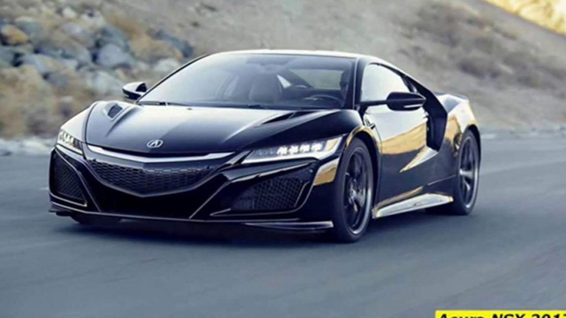Acura Nsx 2019 Full Review You Inside Honda Interior