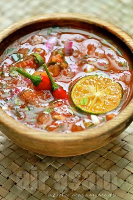 air asam harum rampai   jenis ikan bakar pustaka resepi   ikan bakar saus Resepi Ikan Pari Air Asam Enak dan Mudah