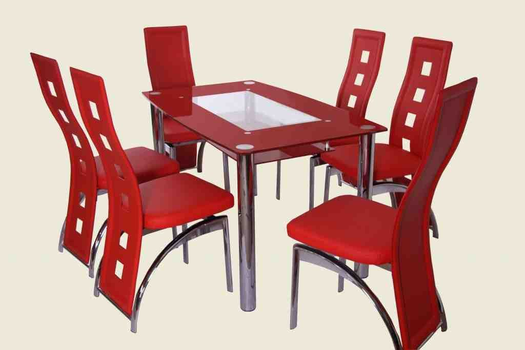 Red Kitchen Table And Chairs Kitchen Table Settings Dining Room Furniture Sets Red Kitchen Tables