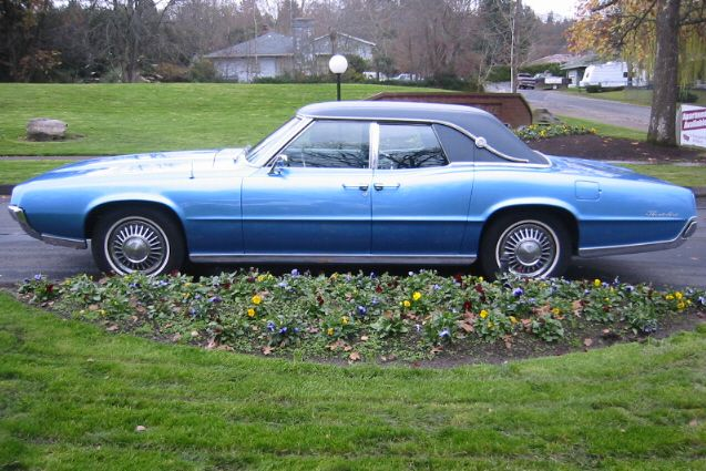 1967 Ford Thunderbird Four Door Landau