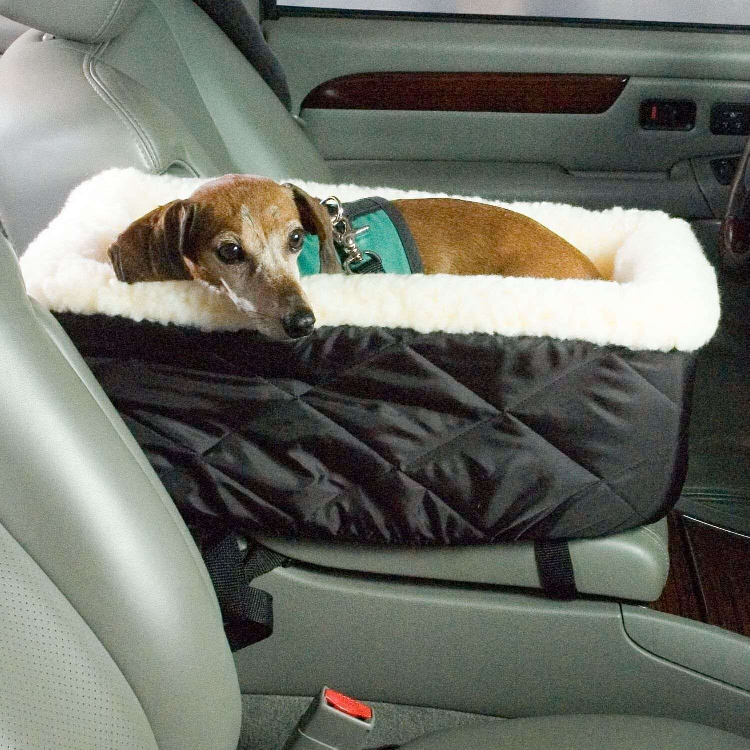 Car seats and barriers new large snoozer console lookout car