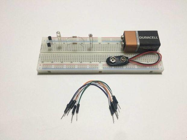 How to Make Light Sensor - DIY Automatic Street Light | Street lights