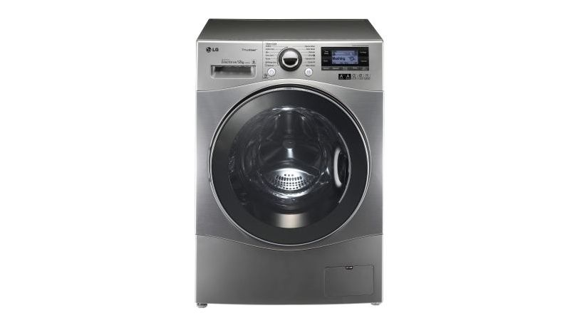 S$2023 :: LG 12/8kg Inverter Direct Drive 6 Motion Front Loader Washer Dryer :: two drying modes :: TrueSteam - minimise wrinkles & odours, reduce allergens & bacteria growth