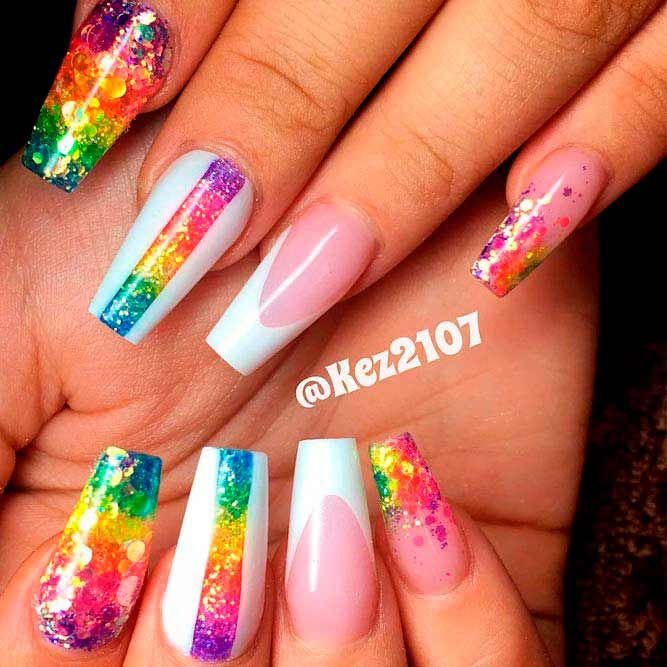 45+ Trendy Options for Ombre Nails For Any Occasion ...