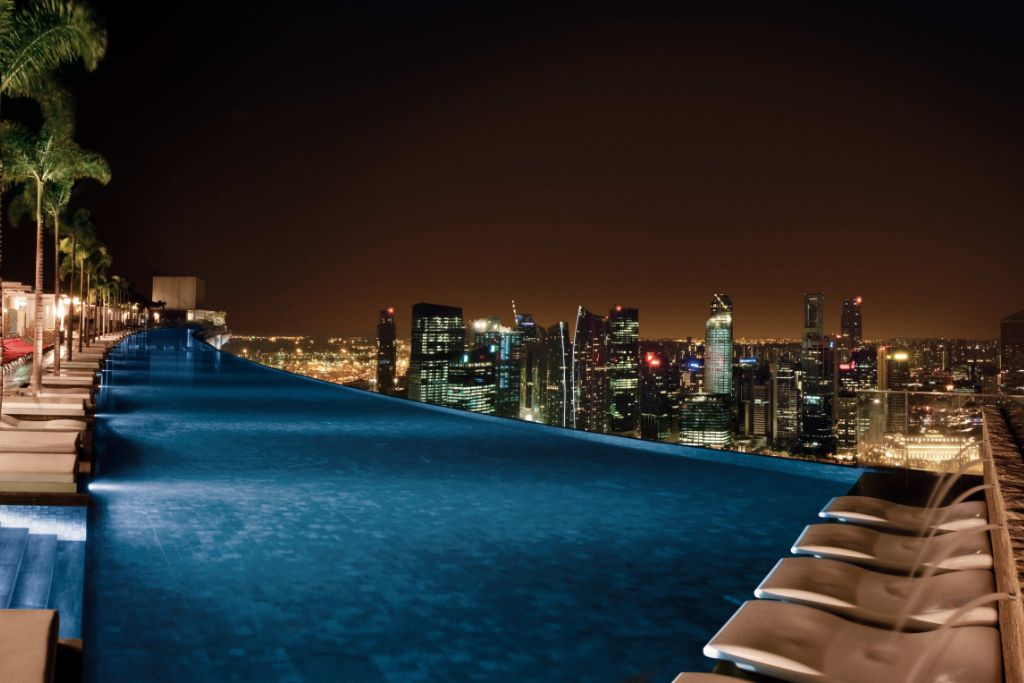 Crazy Rich Asians Delivers Boost To Singapore Hotels Hotel